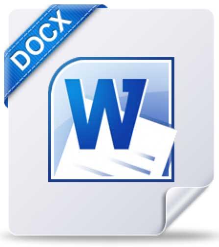 دانلود فایل ورد Word  بررسی تغییرات رابط کاربری بر نحوه تعامل کاربر با شبکه های اجتماعی و ارائه مدل